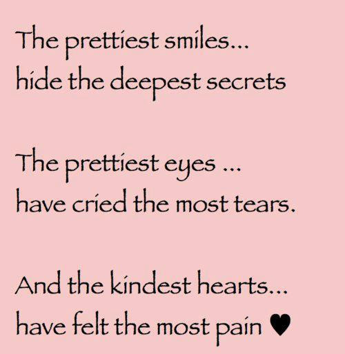 Cry Hides Pain Smile Quotes Pictures Wwwpicturesbosscom