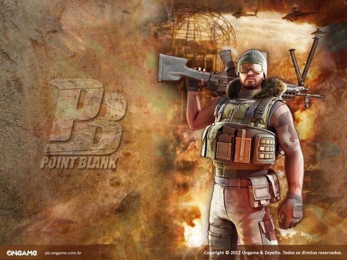 Sergipe Digital: As melhores armas do Point Blank