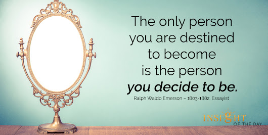 Motivational Quote by Ralph Waldo Emerson - Daily Quote Of The Day - Motivational & Inspirational Quotes