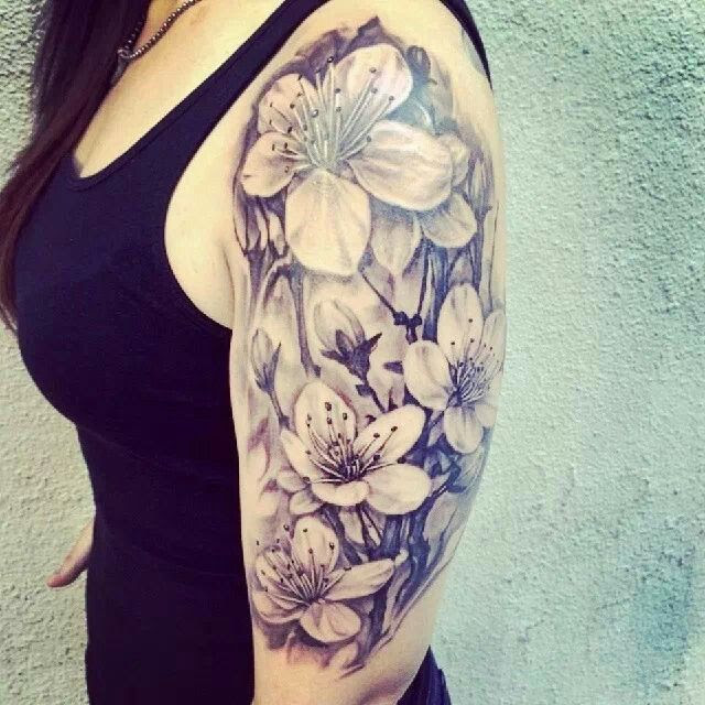 10 Best Flower Tattoos For Your Arms Pretty Designs