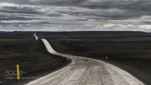 Hot Wheels track or road for Dettifoss?