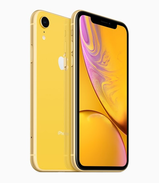 iPhone XR is that the Most 'Affordable' iPhone Model - Information Magazine- Latest Technology, Latest Fashion, Latest Gadgets