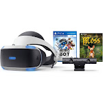 """Sony PlayStation VR CUH-ZVR2 UU - 5.7"""" 3D Virtual reality headset - Portable - FullHD"""