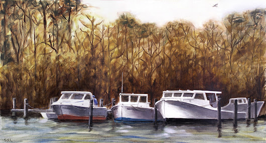 Chesapeake Bay - Fine Art Paintings and Digital Art