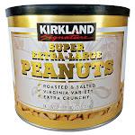 Kirkland Signature Super Extra-Large Peanuts, 2.5 lbs