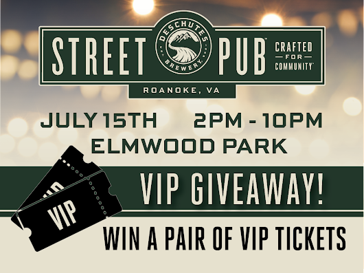 Join me at the Deschutes Street Pub!