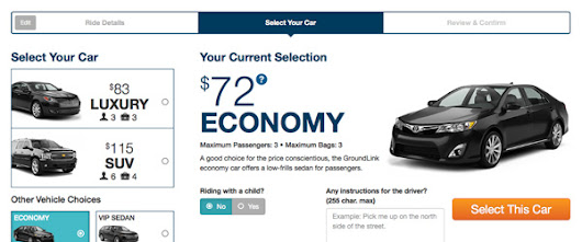 What is GroundLink? And When it Might be Better Than Uber