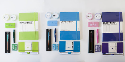 Pick a Bullet Journal Stationery Bundle to Win!