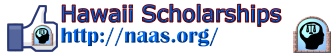 Scholarships for Accredited Schools in Hawaii