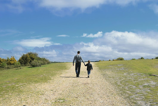 Literary fathers – why they're important