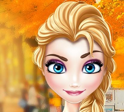 Prensesler Yüz Boyama Oyunu Oyna Kız Oyunları