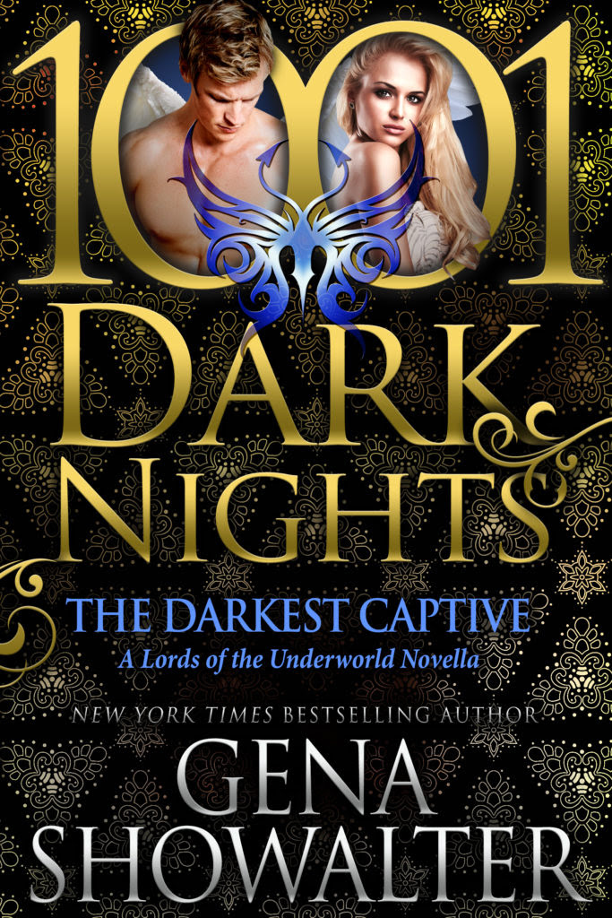 The Darkest Captive by Gena Showalter