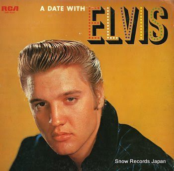 PRESLEY, ELVIS date with, a