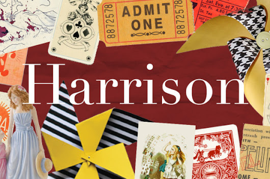 Harrison, A Short Film