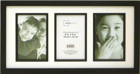 "Gallery Fillet Collage 8 x 16"" Black | Walmart Canada"