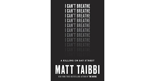Nick Rudzicz's review of I Can't Breathe
