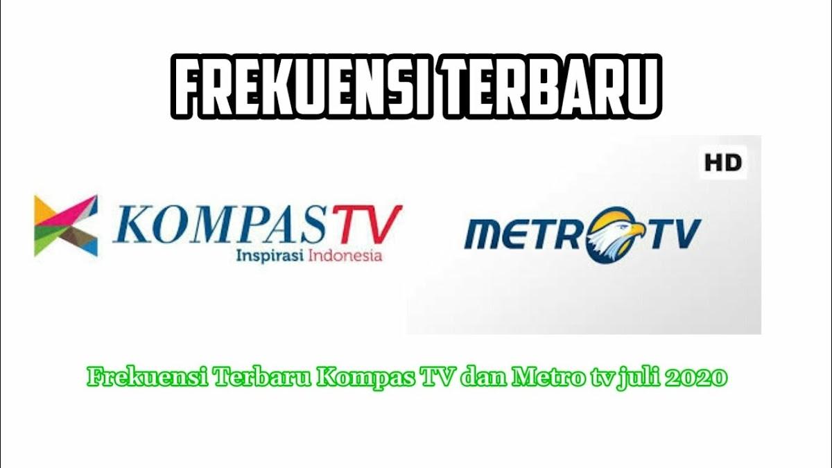 Download Wallpaper Frekuensi Kompas Tv Parabola