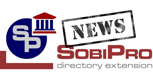 We released SobiPro 1.3!