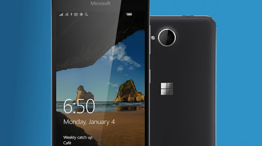 Microsoft Aims Lumia 650 at Business Users