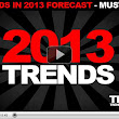 Top 20 Trends in 2013 Forecast