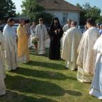 Vizita pastorala in parohia Sanmihaiu Roman (2)