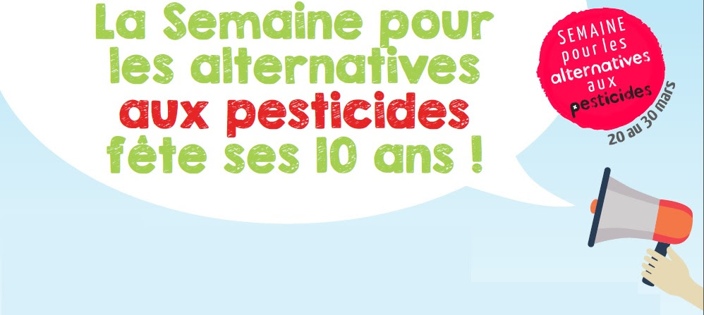 La semaine sans pesticide