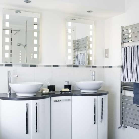 Twin basin units | Bathroom decorating ideas | housetohome.
