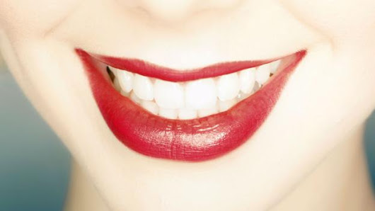 Why having white teeth doesn't mean they are healthy