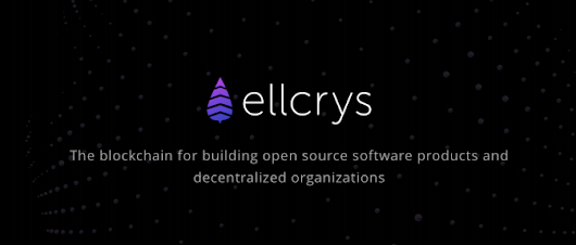 ELLCRYS - Blockchain For Building Community-owned Softwares and Organizations
