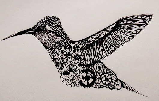 Meteorsite's SEO Blog: Mechanical Hummingbird