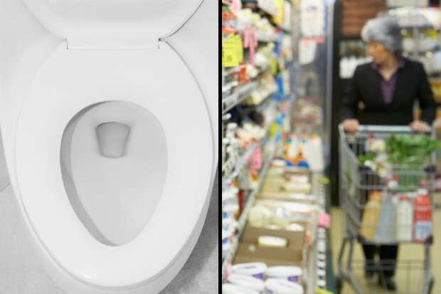 Viúvo que odiava esposa despeja restos cremados da mulher em vaso sanitário