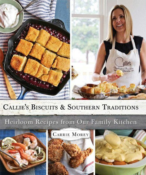 Callie's Biscuits and Southern Traditions Cook Book(s) giveaway!