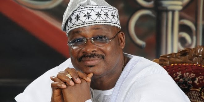 APC Names Ex-Oyo Gov Abiola Ajimobi As Acting National Chairman After Court Upheld Oshiomole's Suspention