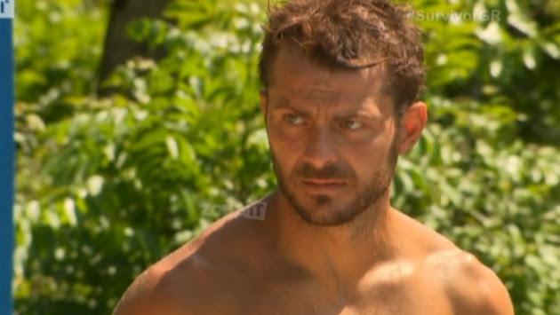 Survivor: «Ο Αγγελόπουλος θα είναι για πολύ λίγες μέρες εκεί, οπότε ας κερδίσει…»