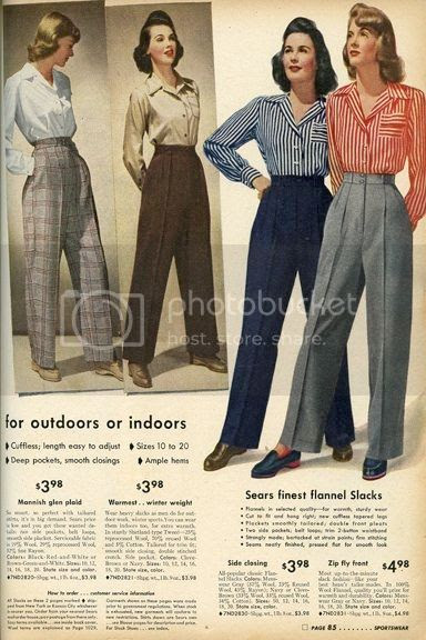 c5b91620290 Chronically Vintage  7 easy ways to wear vintage and still stay warm ...