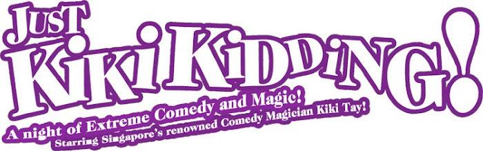 Just Kiki Kidding! Production Blog