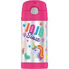 Jojo Siwa 12oz Funtainer Bottle - Pink