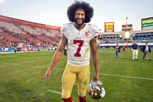 Colin Kaepernick's visit with Seahawks lasts late into day