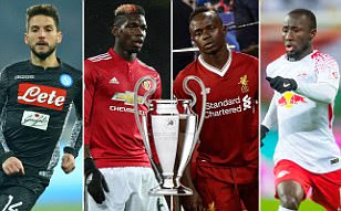 Champions League final group stage games: What's at stake?