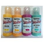 Paper Artsy - Fresco Paint - Limited Edition Lin Brown set 3