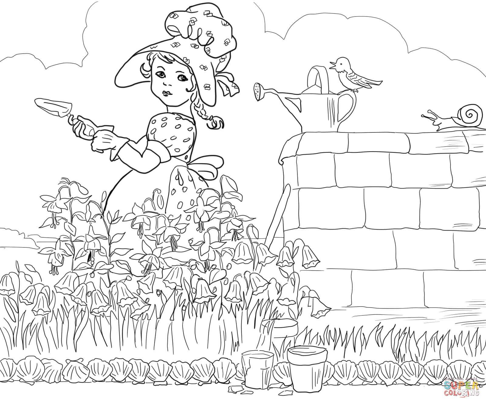 Pagine Da Colorare Per Bambini Da 2 A 3 Anni Scarica O: Fresco Disegni Da Colorare E Stampare Di Mary Poppins
