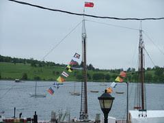 Lunenberg harbour