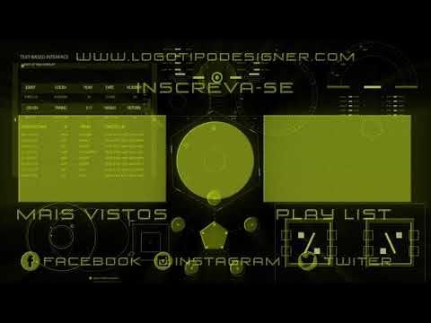 Tela Final #144 Editavel Logo Tipo Deisgner Tutorial no Final do vídeo