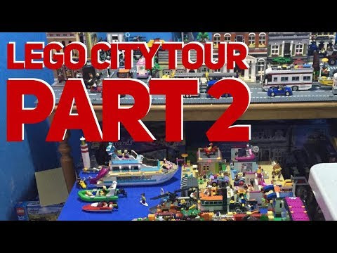 Lego City Tour - JANUARY 2019 - Part 2 [VIDEO]