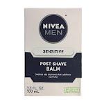 Nivea For Men Sensitive Post Shave Balm, 3.3 oz