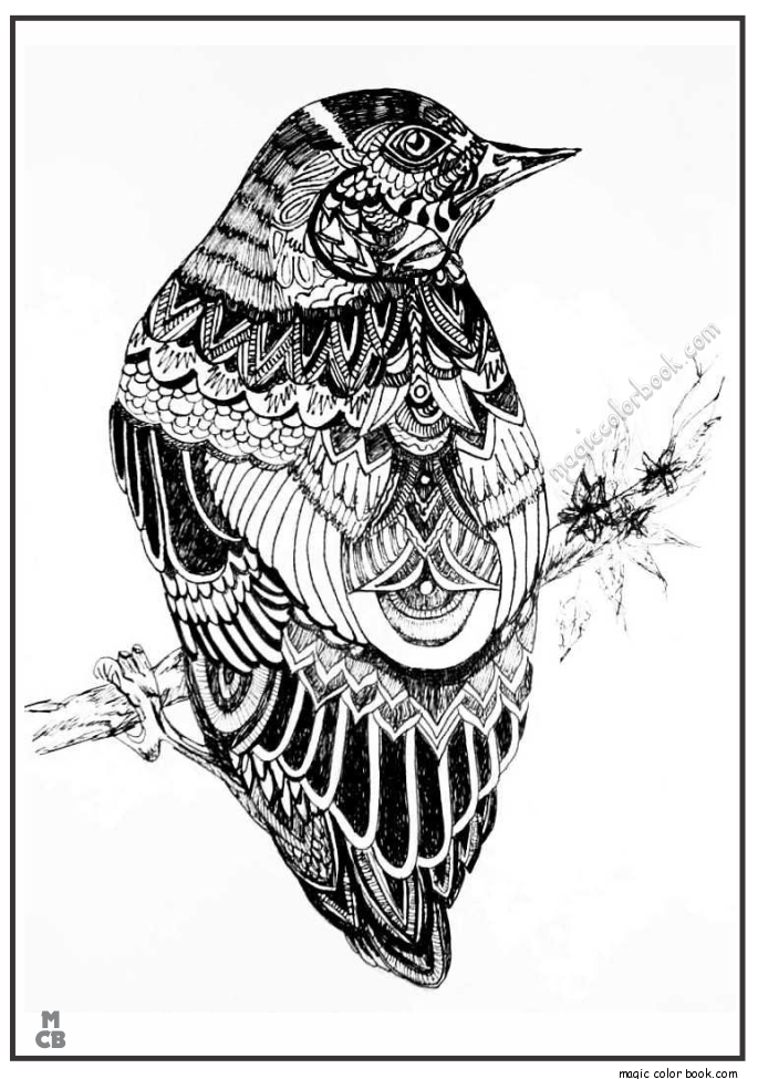7700 Coloring Pages Of Animals With Designs For Free