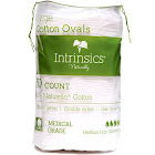 Intrinsics Naturally 100% naturelle Large Cotton Ovals 3 inch (50 Count)