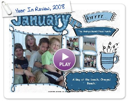 Click to play Year In Review, 2008
