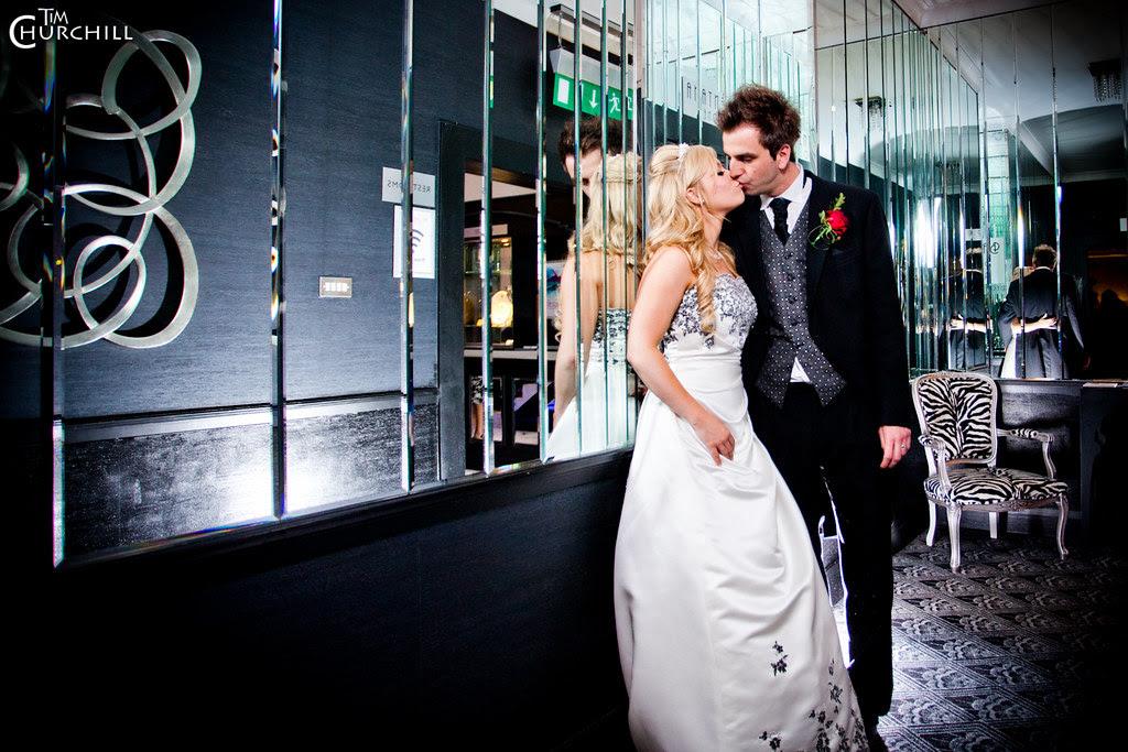 Churchill Wedding @ Cumberland Hotel Bournemouth