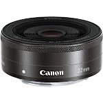 Canon EF-M Wide-Angle Lens for Canon EF-M - 22mm - F/2.0